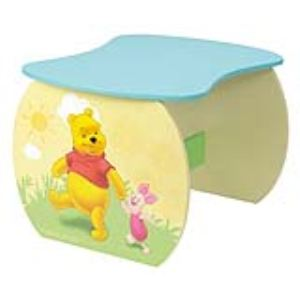 Fun House 711434 - Table Winni The Pooh en bois