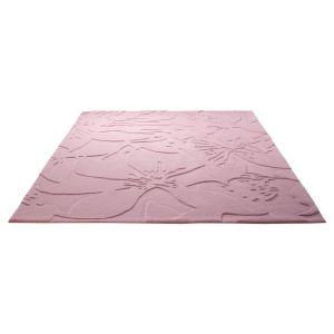 Esprit home Lily - Tapis effet 3D floral (200 x 300 cm)