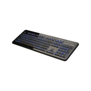 Logilink ID0080 - Clavier Illuminated USB (German Qwertz)