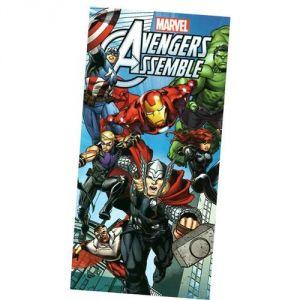 Serviette de bain Marvel The Avengers (70 x 140 cm)