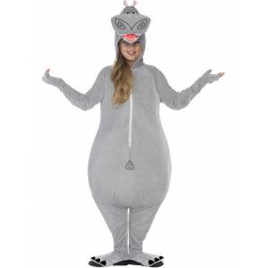 Déguisement Gloria l'hippopotame Madagascar enfant
