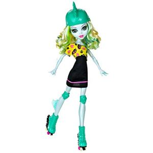 Mattel Monster High Lagoona Blue Roller Maze