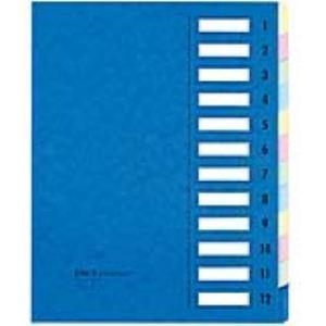Emey Trieur Clip Junior 12 compartiments (24 x 32 cm)