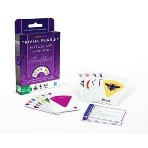 Hasbro Trivial Pursuit : Hold-up (jeu de cartes)