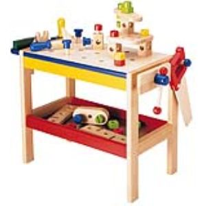 Pintoy Table Jeux Menuiserie