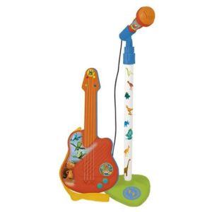 Reig Musicales 1581 - Guitare et microphone Dino Train