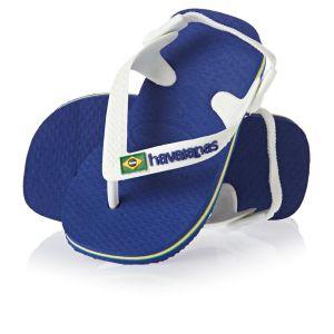Havaianas Baby Brasil Logo - Tongs bébé