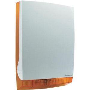 Thomson 512742 - Sirène extérieure sans fil 868 MHz 102 dB