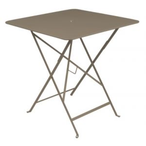 Fermob Bistro - Table de jardin carrée 71 x 71 cm