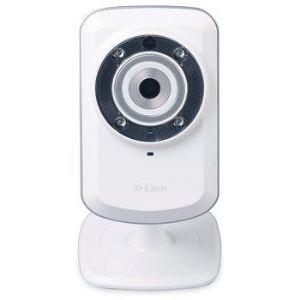 D-link DCS-932L - Caméra de surveillance mydlink Cloud Wireless N jour/nuit