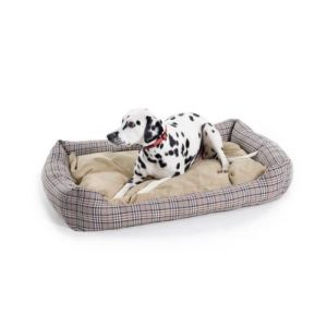 Karlie English Style - Coussin pour chien