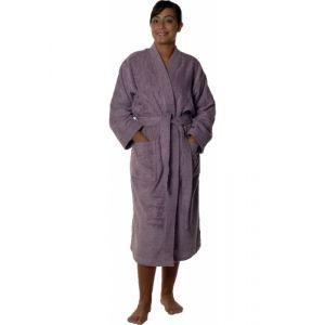 Sensei Peignoir col kimono en coton (taille M)