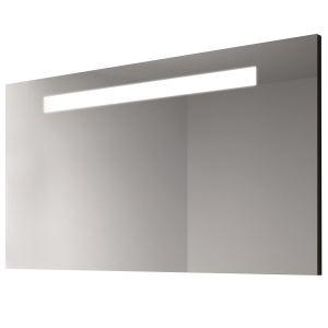Allibert Miroir éclairant fluo Adept pour salle de bain (70 x 120 cm)