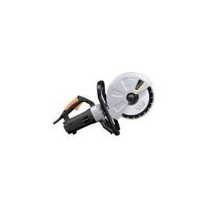 Evolution power tools Disc Cutter - Découpeuse à matériaux electrique 2400 W disque 305 mm