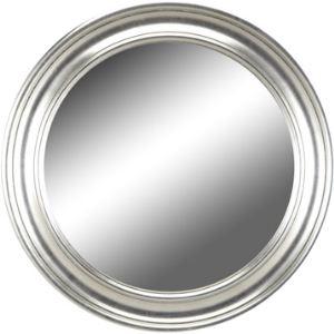 Miroir rond Daventry en bois (72 cm)