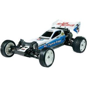 Tamiya 300058587 - Buggy radiocommandé 2 roues motrices (kit à monter)