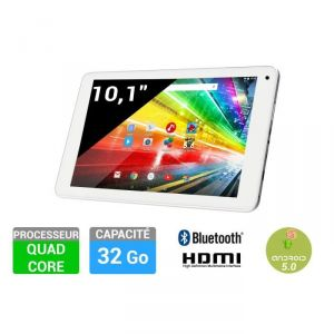 "Archos 101c Platinium 32 Go - Tablette tactile 10.1"" Android 5.0"