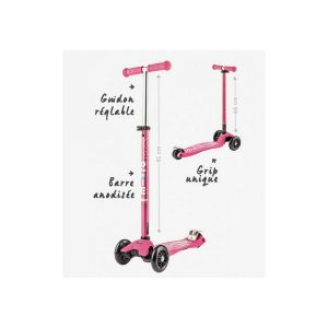 Micro Maxi Deluxe - Trottinette 2 roues