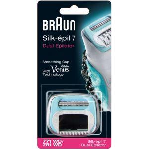 Braun Tête de rasoir 781S pour épilateur Braun