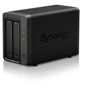 Synology DiskStation DS715 - Serveur NAS extensible 2 baies
