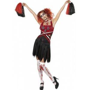 Déguisement zombie pom-pom girl