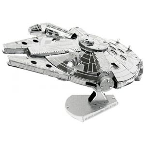 Metal Earth Maquette en métal 3D Star Wars Faucon Millenium