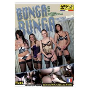 DVD - réservé Bunga bunga