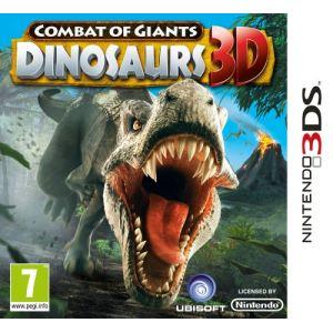 Combat de Géants : Dinosaures 3D sur 3DS