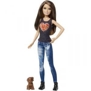 Mattel Barbie Skipper et son petit chien