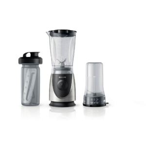 Philips HR2876/00 - Mini-blender 0,6 L avec gourde Daily Collection