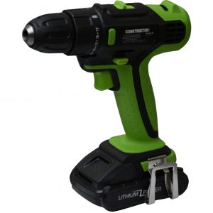 Constructor Perceuse visseuse 14,4V lithium + 1 batterie
