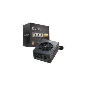 Evga 1000 GQ - Bloc d'alimentation modulaire PC 1000W certifié 80 Plus Gold