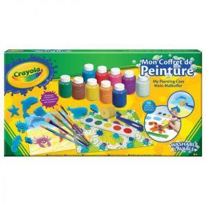 Crayola Mallette de peinture Refresh