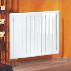 Radiateur rayonnant verre blanc comparer 49 offres for Comcampa radiateur verre