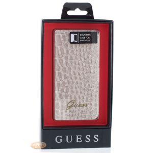 Guess GUFLHP5MCRB - Housse pour iPhone 5C