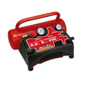 Mecafer 425525 - Compresseur 5L 0,5HP