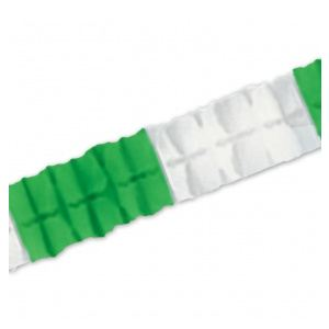 Guirlande papier St Patrick