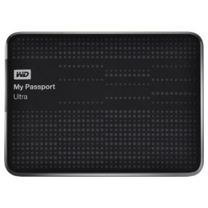 "Western Digital WDBMWV0020B - Disque dur externe My Passport Ultra 2 To 2.5"" USB 3.0"