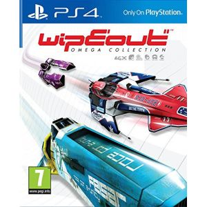 Image de Wipeout Omega Collection sur PS4