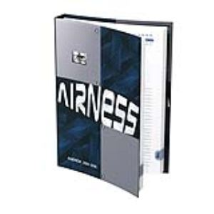 Oxford Agenda scolaire Airness (12 x 17 cm)