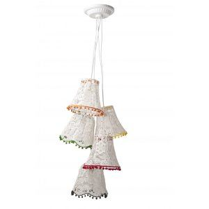 luminaire suspension dentelle comparer 100 offres. Black Bedroom Furniture Sets. Home Design Ideas