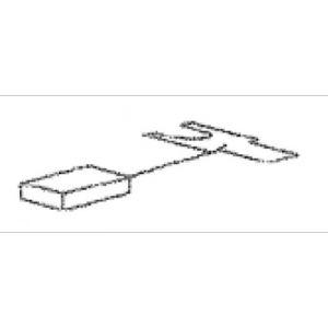 Mafell 063176 - Charbon pour mortaiseuse LS 103 EC ou KSP85