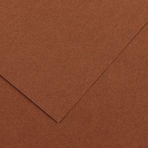 Canson 200040071 - Feuille Iris Vivaldi 50x65 120g/m², coloris chocolat 34