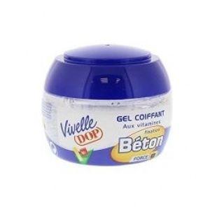 Dop Vivelle - Gel coiffant fixation béton