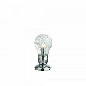 Lampe Luce Max en métal et verre