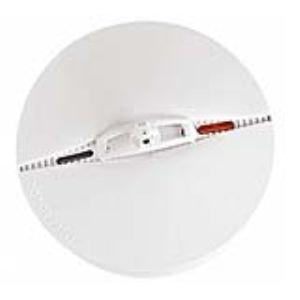 Visonic MCT-427 - Détecteur de fumée et de chaleur (certifié EN 14604)