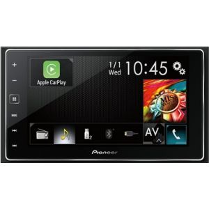 Pioneer SPH-DA120 - Autoradio 2DIN spécial iPhone/iPod Touch/Android Bluetooth (4 x 50 Watts)