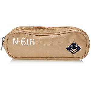 IKKS I3NAV-T2 - Trousse double compartiments Navy