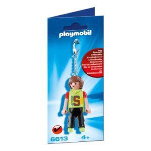 Playmobil 6613 - Porte-clés jeune sportif