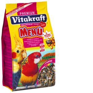 Vitakraft Menu Premium Gdes Perruches 1 kg